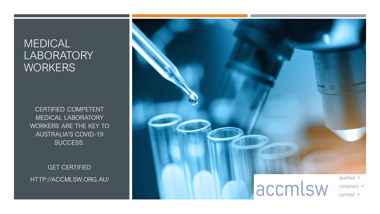 Medical Laboratory Workers | accmlsw
