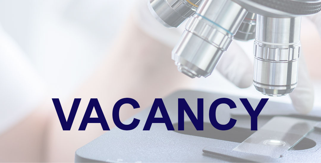 Cytology Job Vacancy