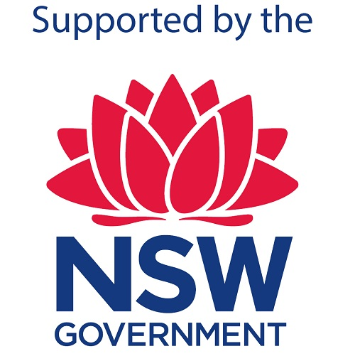 Supported by NSW Government