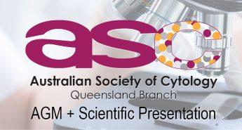 ASC (QLD Branch) AGM & Scientific Workshop