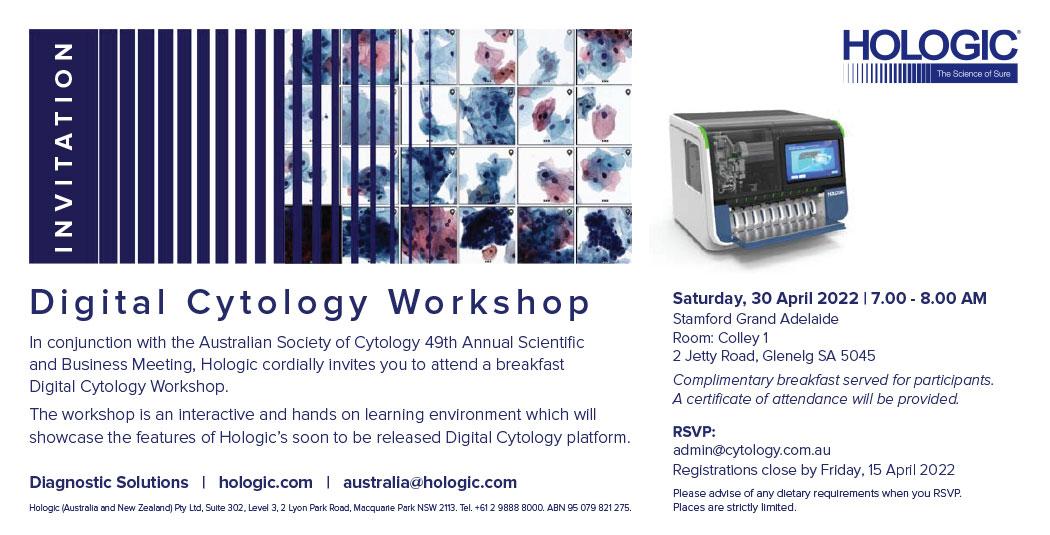 Digital Cytology Workshop | Hologic