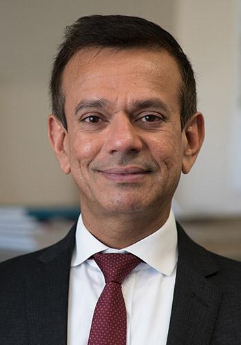 Dr Ashish Chandra
