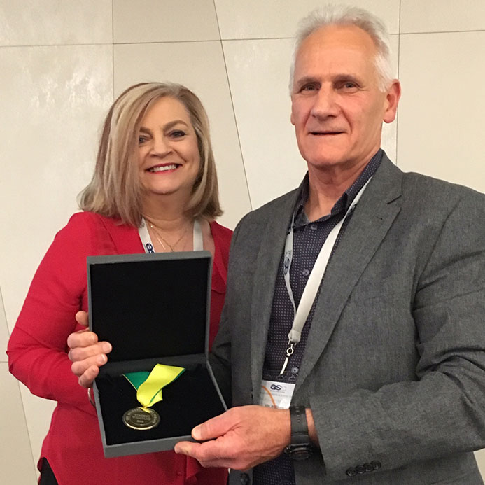 Michael Drake Medal 2018 | A/Prof Vin Williams