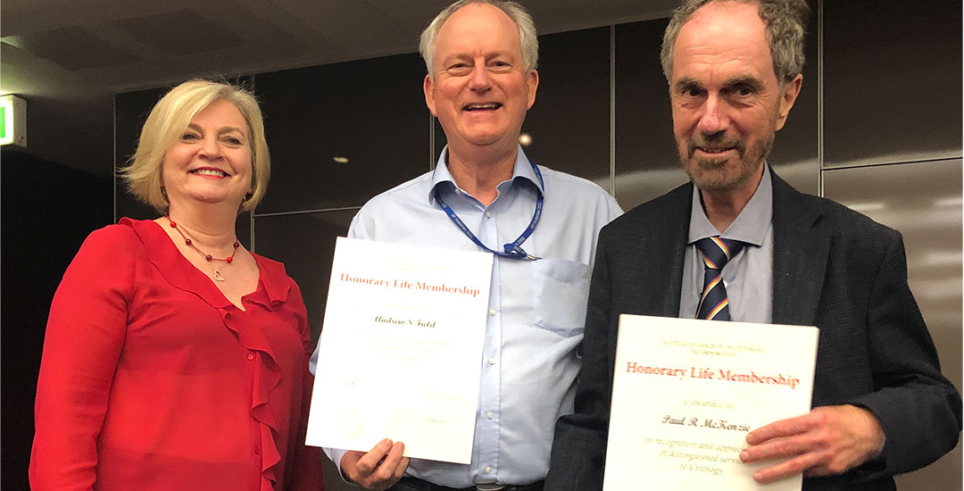 Honorary Life Members ASC 2019