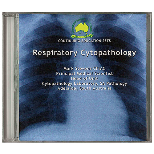 CD ROM | Respiratory Cytopathology