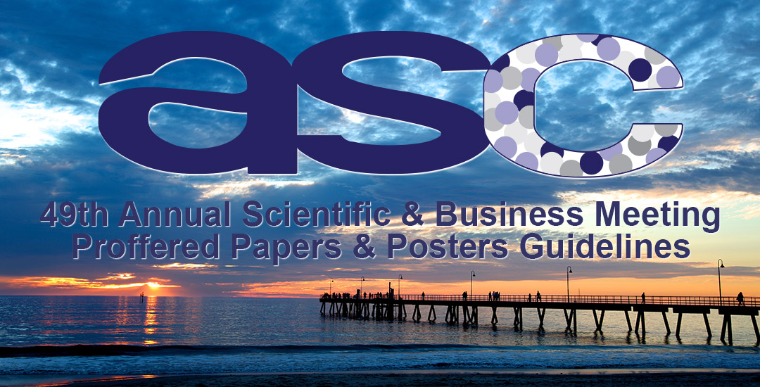 Proffered Papers & Posters Guidelines 2020